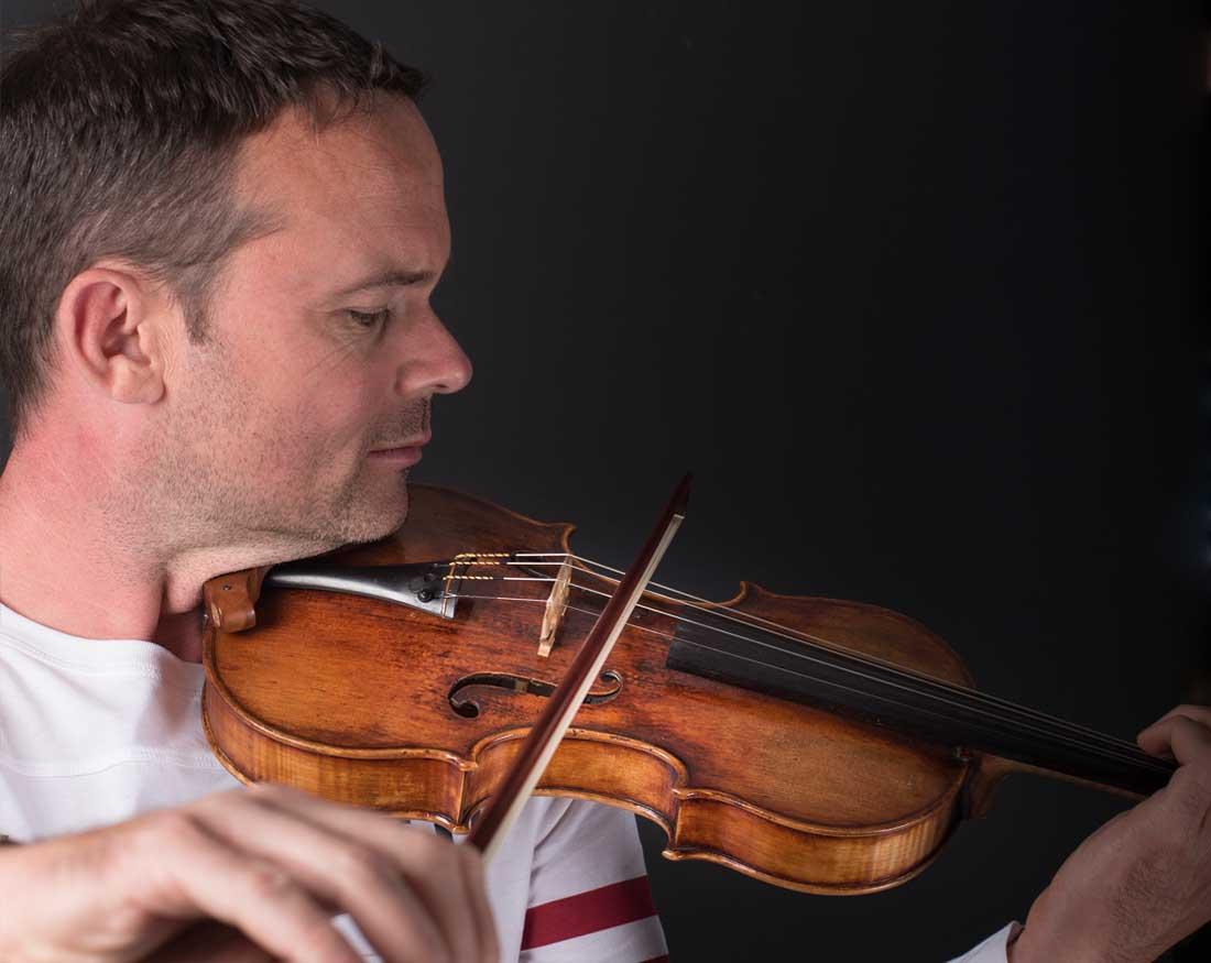 Frederic Nouyrigat Violoniste | Cours à domicile